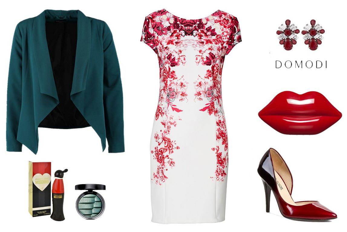 Stylizacje  Walentynkowy zawrót głowy - co ubrać!