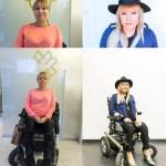 Pokazy Mody Wydarzenia  Niepełnosprawne modelki w pokazie topowych polskich projektantów