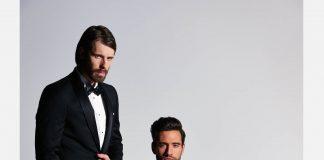 Propozycje Pako Lorente na sezon wiosna/lato 2015 uderzająco trafiają w potrzeby współczesnego mężczyzny!
