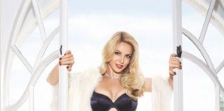 Uwodzicielska bielizna w stylu Hollywood – odsłona modelu Elvira z kolekcji Britney Spears