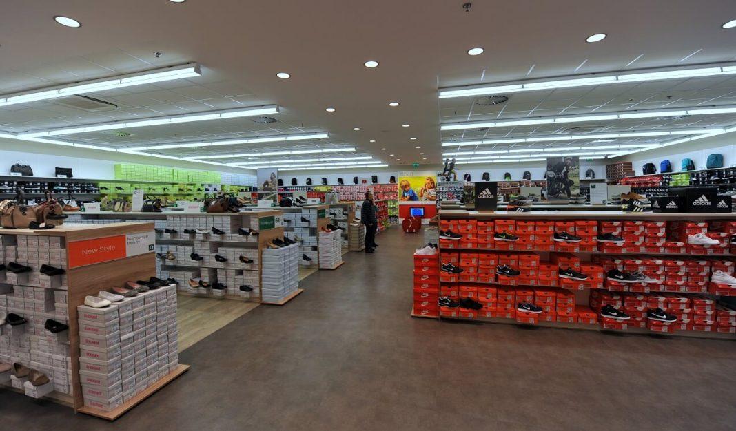 Deichmann w Centrum Handlowym Auchan Swadzim