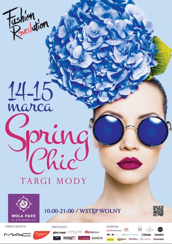 """Targi Fashion Revolution """"Spring Chic"""""""