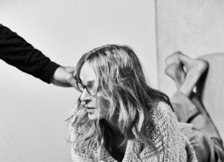 Uma Thurman w kampanii Marc O'Polo wiosna-lato 2015