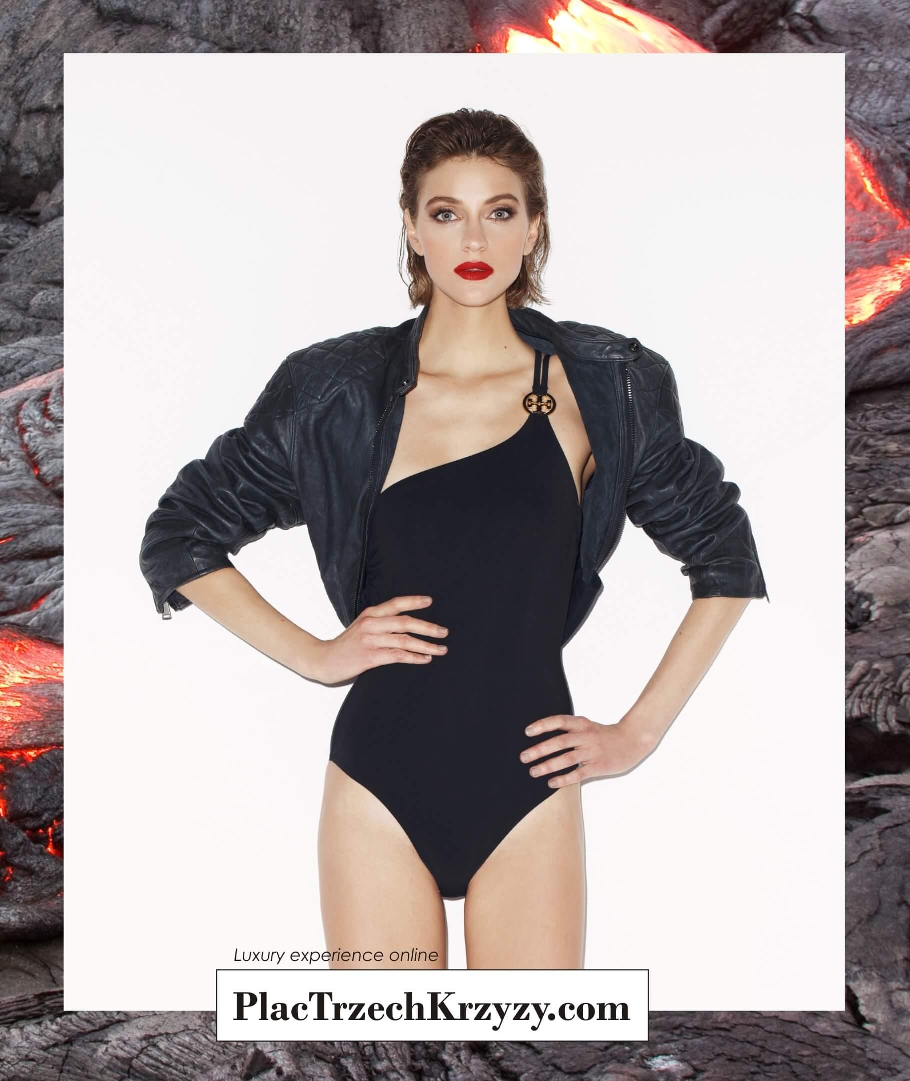 News Osobowości  Modelka Renata Kaczoruk w sesji sklepu online PlacTrzechKrzyzy.com  na sezon wiosna/lato 2015