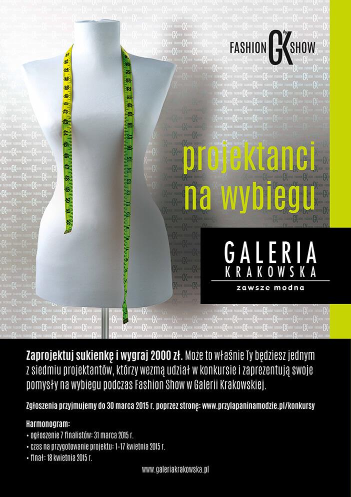 """Konkursy News  II edycja konkursu """"Projektanci na wybiegu"""""""