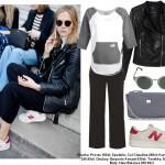 Stylizacje  Moda uliczna – Paris Fashion Week