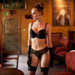 Bielizna Damska Moda Damska  Moulin Rouge, czyli bielizna retro