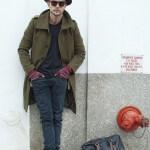 Moda Męska  Ubrania i dodatki z męskich kolekcji SS'15 w kolorach natury