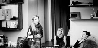 Edukacja w Slow Fashion Cafe