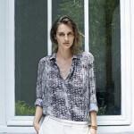 Moda Damska  Wiosna w paryskim wydaniu