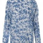 Moda Damska  Deep blue czyli błękit najpopularniejszym kolorem sezonu