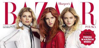 Noc z Harper's Bazaar