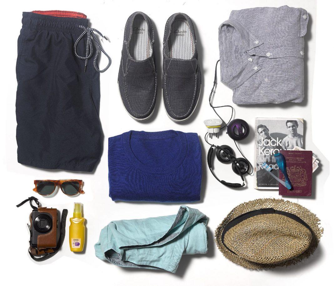 Moda Męska  Letnia kolekcja obuwia CLARKS dla Panów