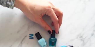 Wakacyjny manicure od Etam