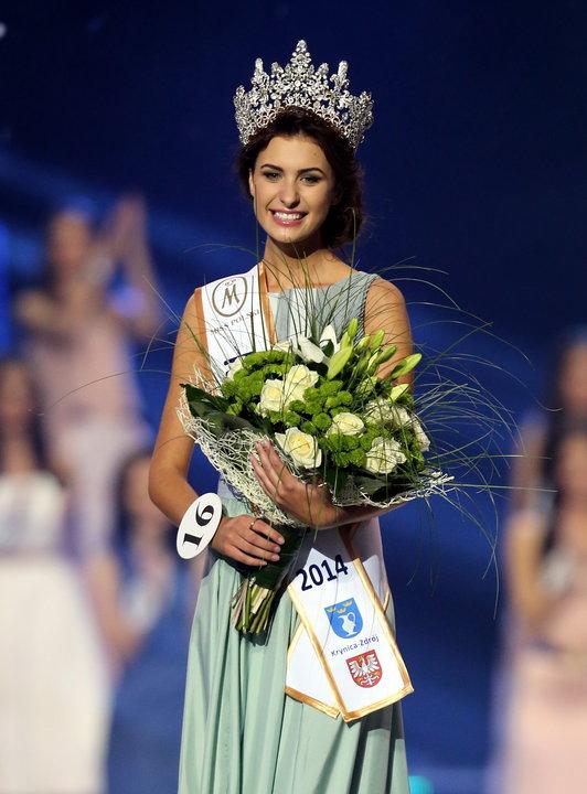 News  Ewa Mielnicka, Miss Polski 2014 ambasadorką marki Nessi
