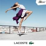 Akcesoria Buty  Kampania Lacoste w Sizeer