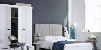jak urządzić białą sypialnię?