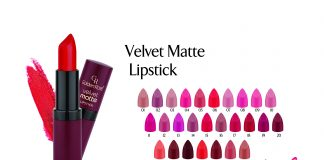 Velvet Mate Lipsticks