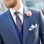 Moda Męska  Garnitur to nie sztywny mundurek