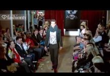 Pako Lorente na pokazie Haute Couture