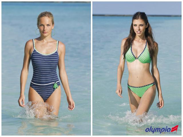 STROJE KĄPIELOWE  Stroje kąpielowe Olympia na lato 2015