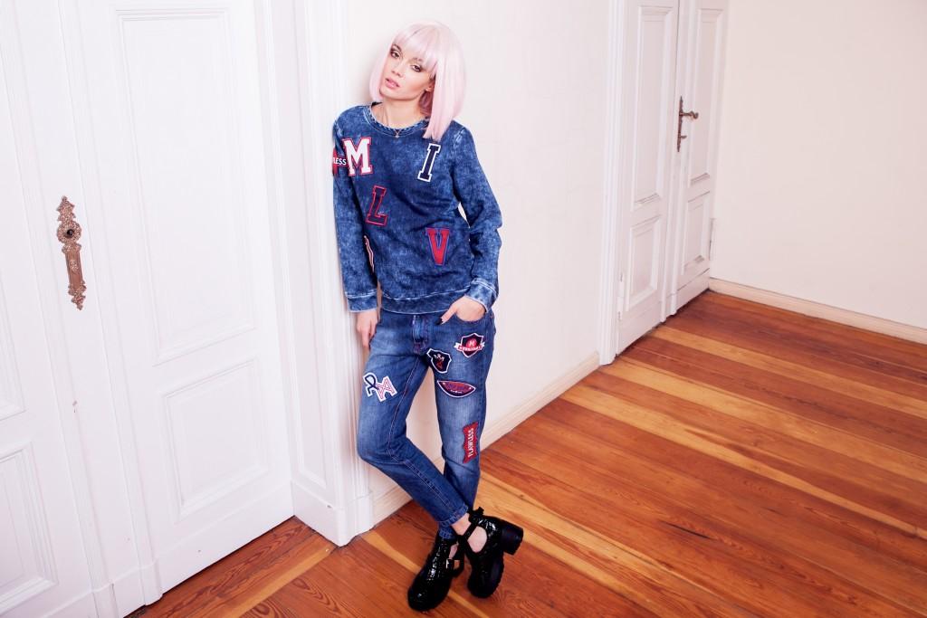 Moda Damska  Niebanalny streetwear od MILOV