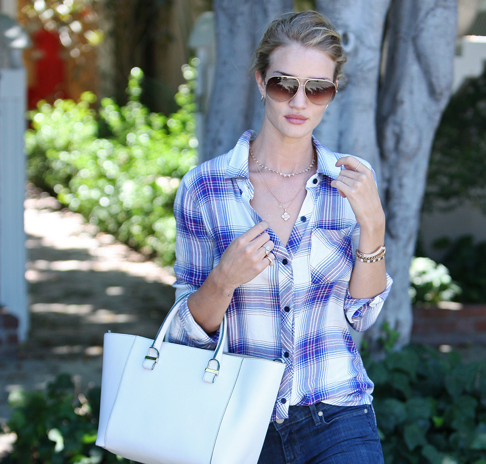 Moda Damska Shopping  Kolekcja ready-to-wear oraz torby Victorii Beckham od czerwca w Polsce