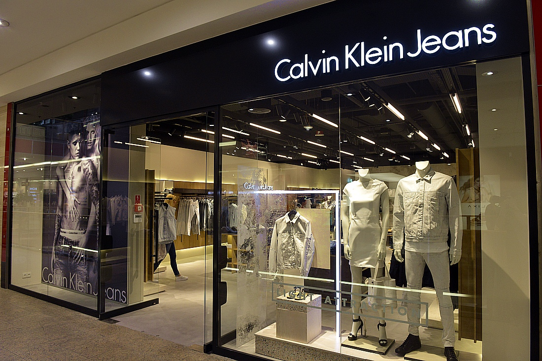 Calvin Klein Jeans w Galerii Krakowskiej