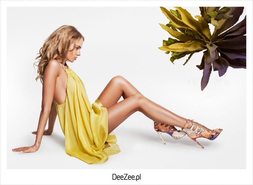 Moda Damska  Lookbook DeeZee na lato 2015