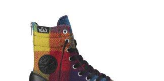 Converse_ C549687 _ Chuck Taylor All Star Hi-Rise Boot Woolrich _459pln