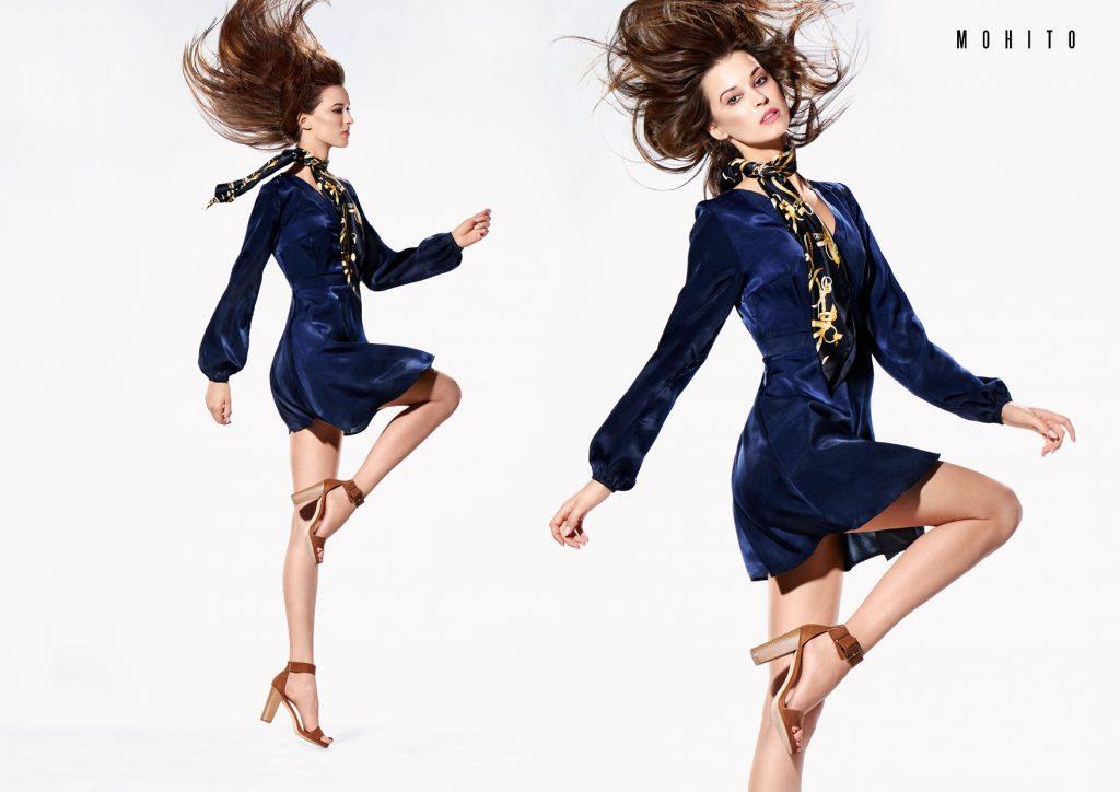 Moda Damska  Kobieca odsłona mody lat 70-tych w nowym lookbooku Mohito
