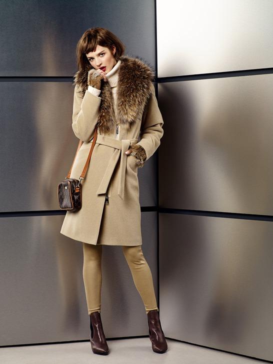 Moda Damska Moda Męska  Lookbook OCHNIK jesień-zima 2015/2016