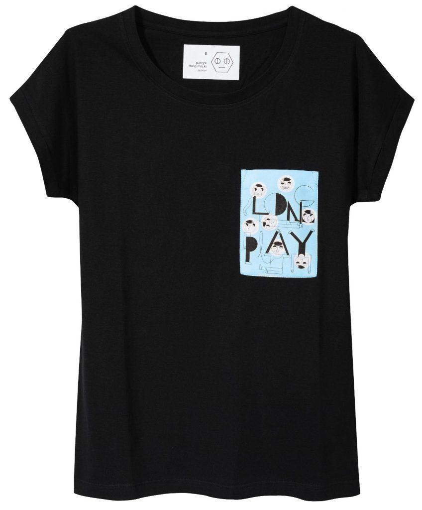 Akcesoria  Patryk Mogilnicki for Medicine – limitowana kolekcja t-shirtów