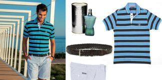 t-shirt polo i szorty – NAVIGARE/ kbhandlowa.com