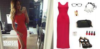 Blogerki lubią sukienki maxi!