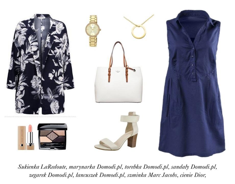 Stylizacje  Elegancka latem! To jest trendy!