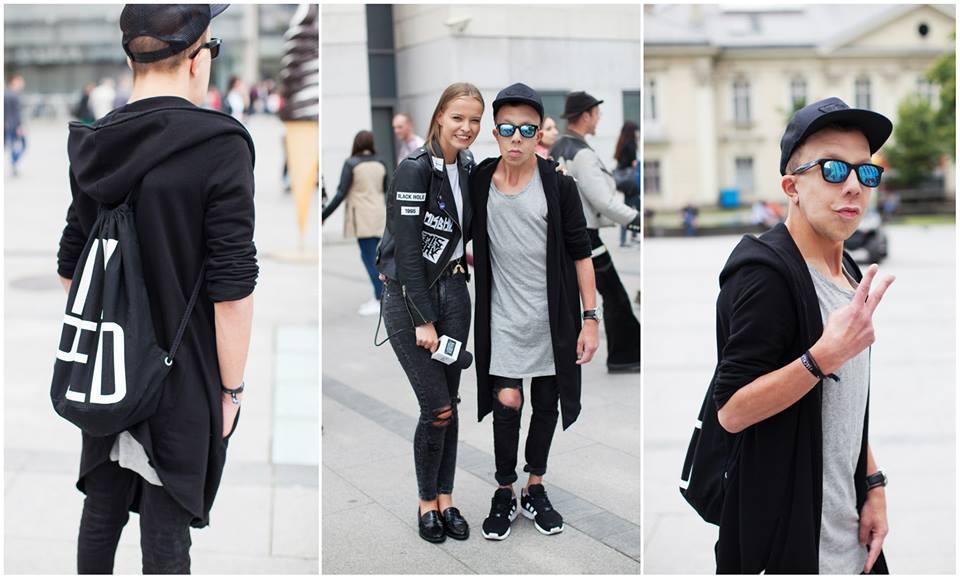 "Przyłapani na modzie  ""Przyłapani na modzie"" - czerwiec 2015"