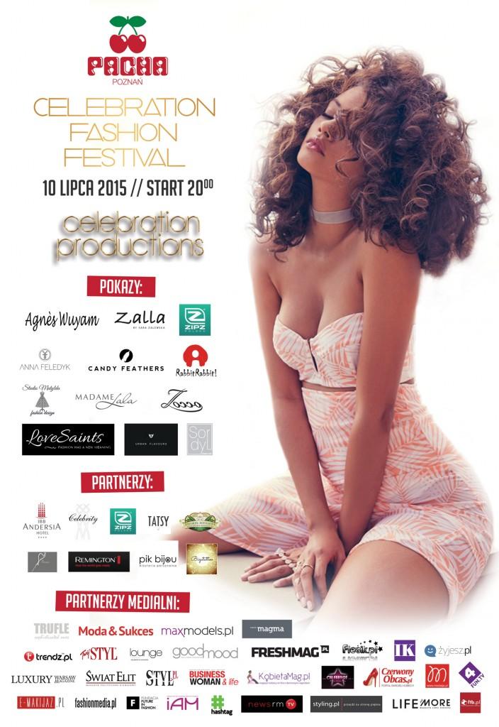Pokazy Mody Wydarzenia  Polscy i Międzynarodowi projektanci kolejnej edycji Celebration Fashion Festival