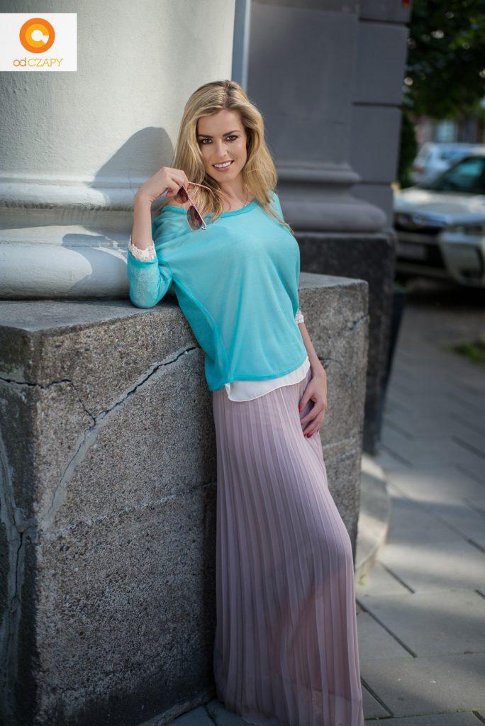 Moda Damska  Modne lato w wielkim mieście