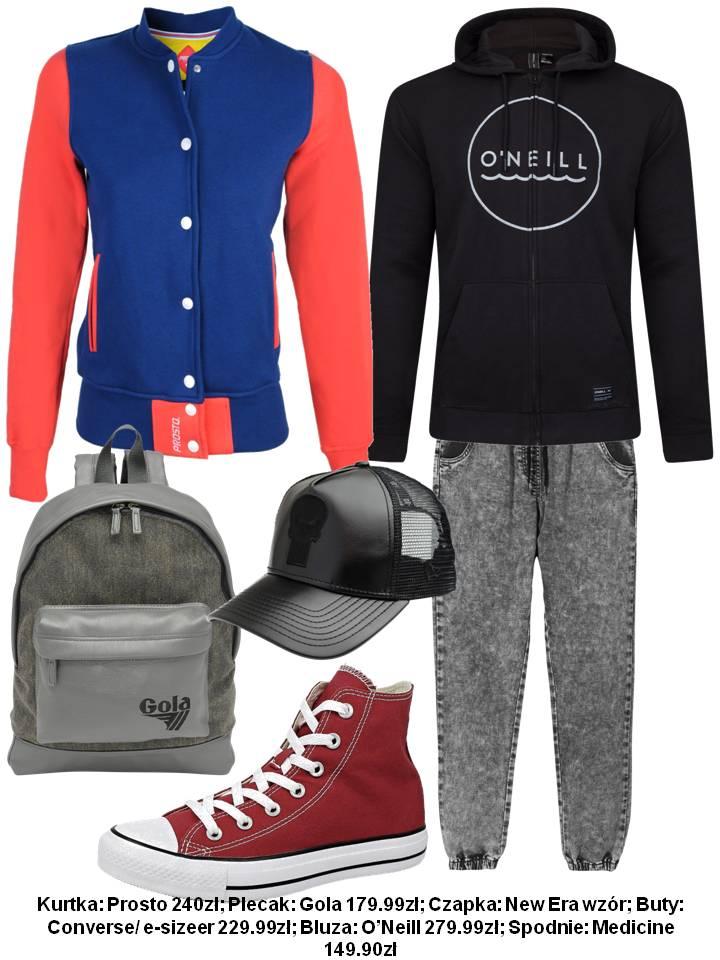 Stylizacje  Jak nosić kurtkę bejsbolówkę?