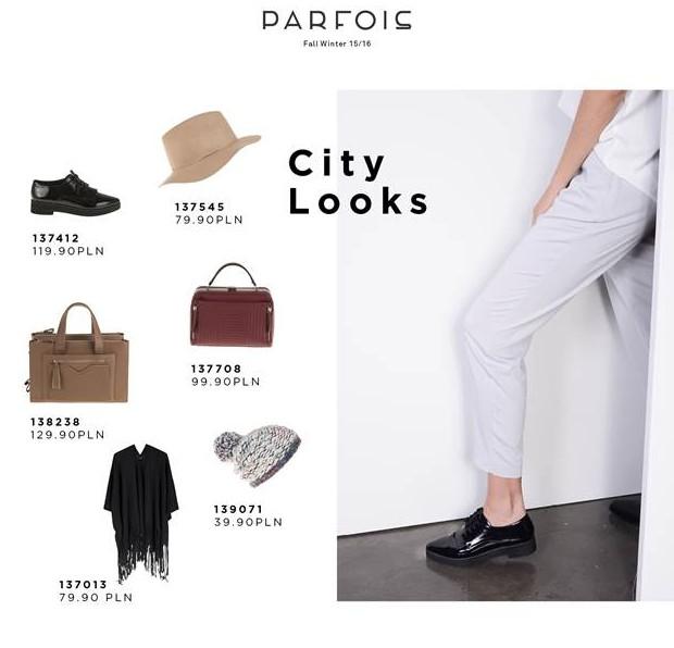 Akcesoria  Inspiracje od Parfois - miejski szyk i stylizacje na podróż