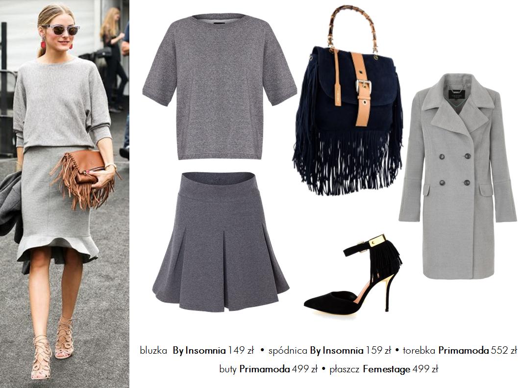 Moda Damska  Frędzle – modny dodatek na jesień 2015