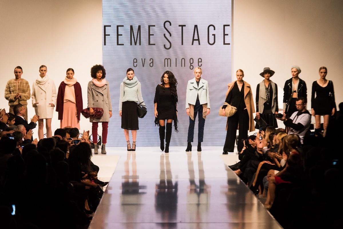 Moda Damska News  Uroczyste otwarcie pierwszego salonu Femestage Eva Minge w Warszawie
