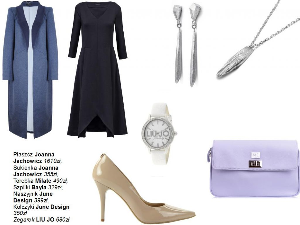 Biżuteria Stylizacje  Kolaże z biżuterią June Design