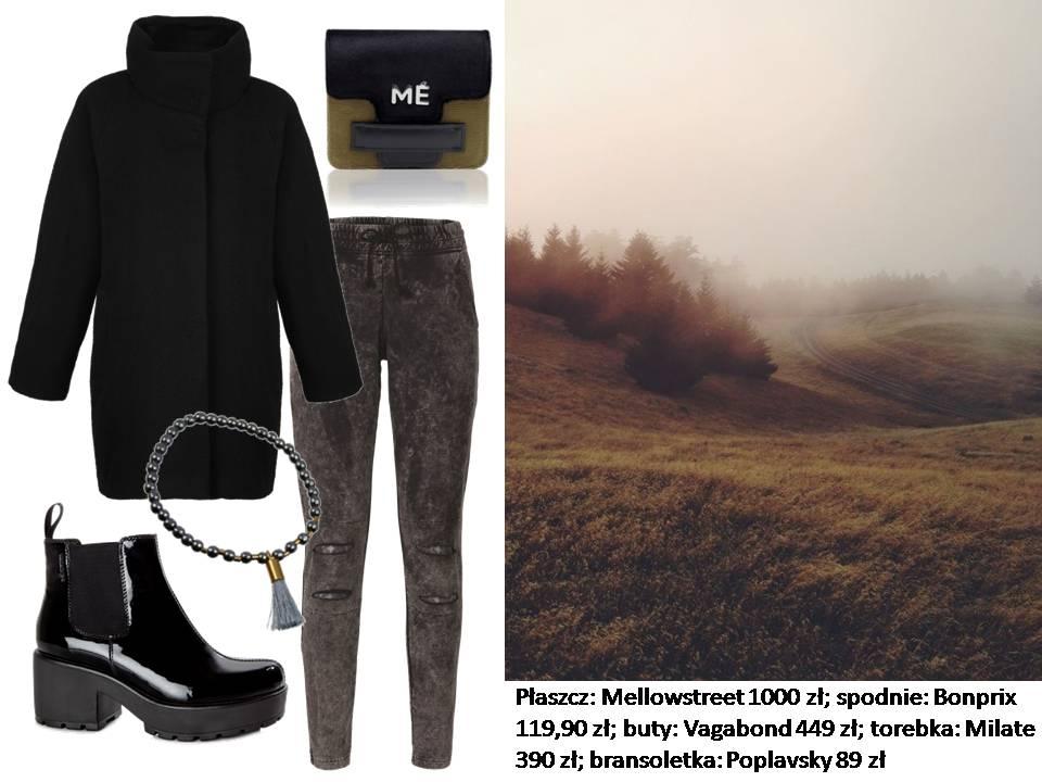 Moda Damska Stylizacje Torby  Torebki MILATE na jesień
