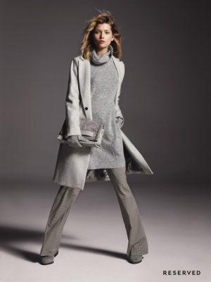 Moda Damska  Zimowa kolekcja Reserved dla Kobiet