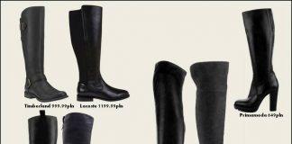 Czarne czy brązowe ? – przegląd jesiennego obuwia