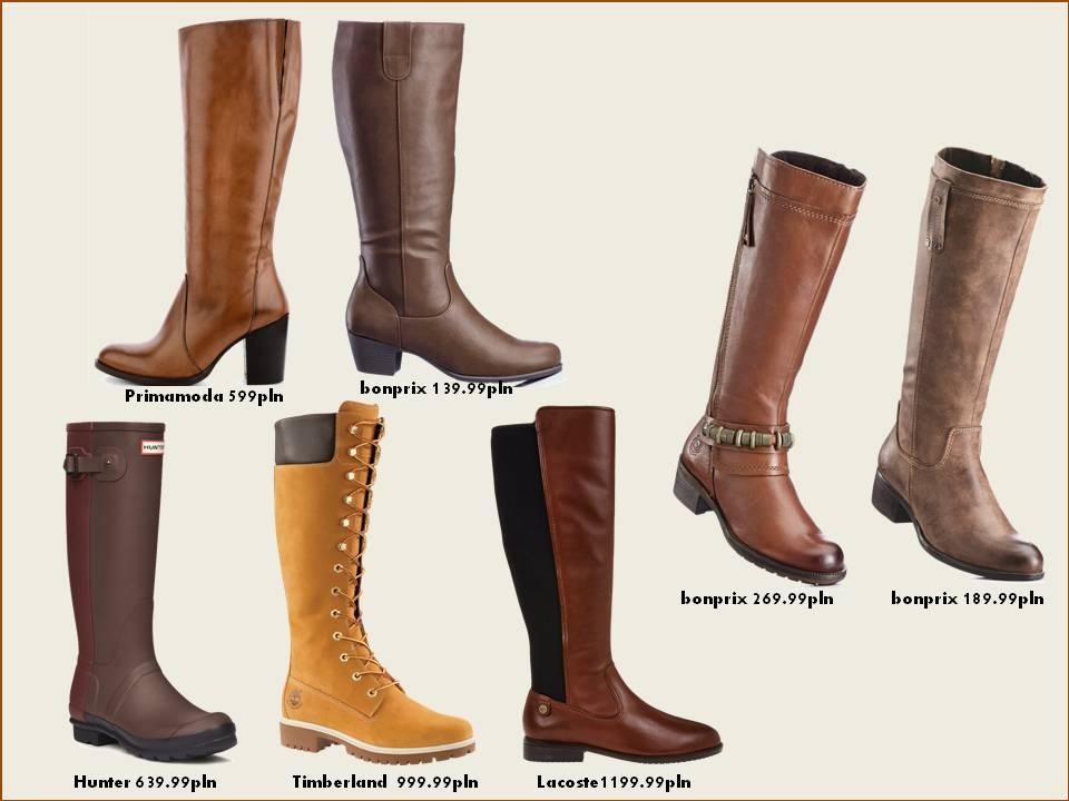 Buty  Czarne czy brązowe ? – przegląd jesiennego obuwia