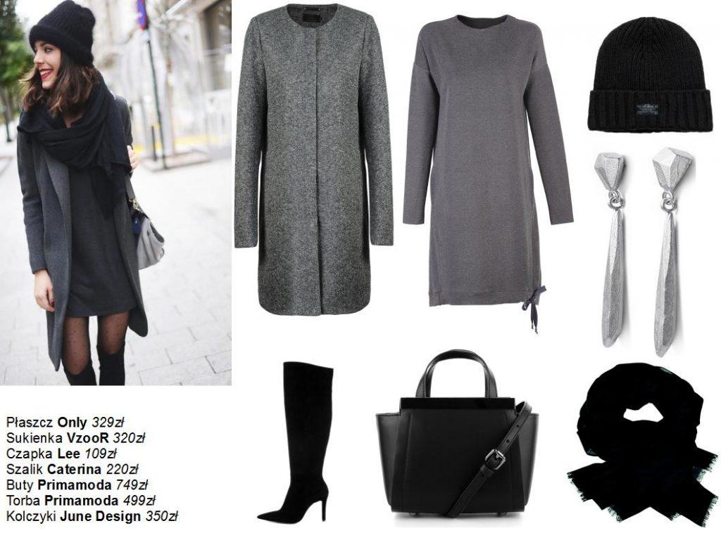 Moda Damska Stylizacje  Street style -jednocześnie wygodnie i z klasą
