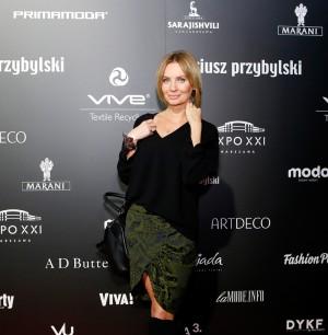 Moda Damska Pokazy Mody  Sarajishvili i Marani na pokazie najnowszej kolekcji Mariusza Przybylskiego